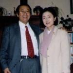 Ikeda Sensei & Mrs. Ikeda